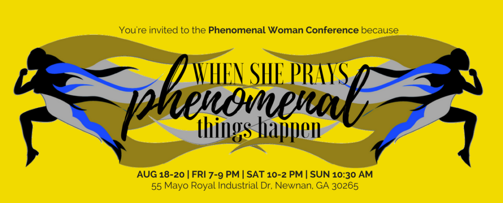 Phenomenal Woman Conference 2017