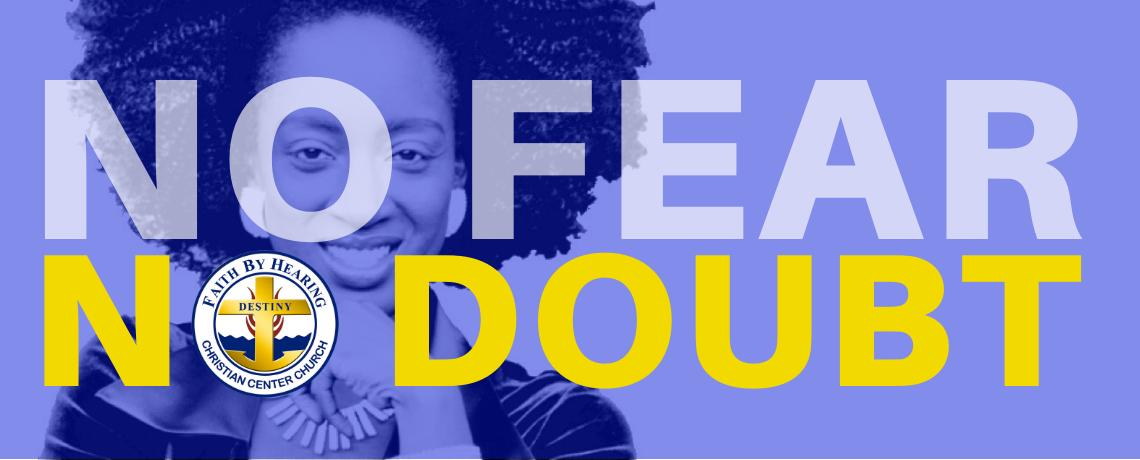 Don't let the fear make U sick — Pastor J on FB Live